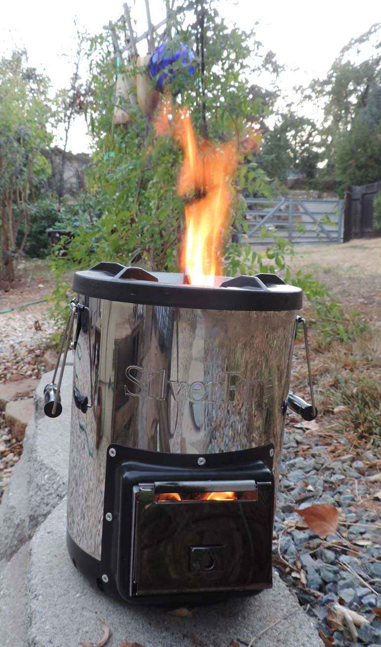 The Survivor Rocket Stove Is The Greatest