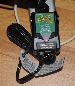 maintaining lead acid batteries