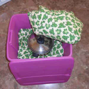 wonder box/oven