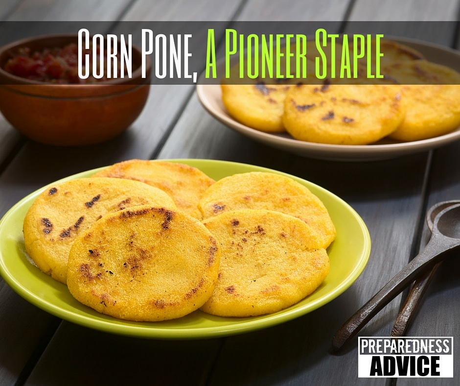 Corn Pone, a Pioneer Staple - Preparedness AdvicePreparedness Advice