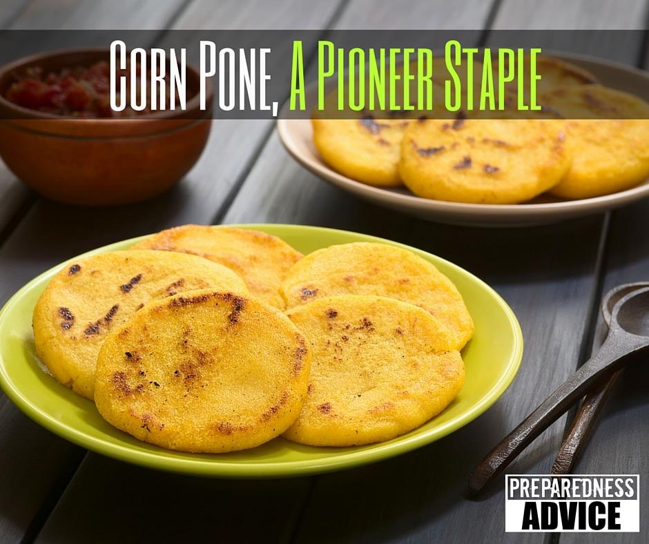 corn pone recipe