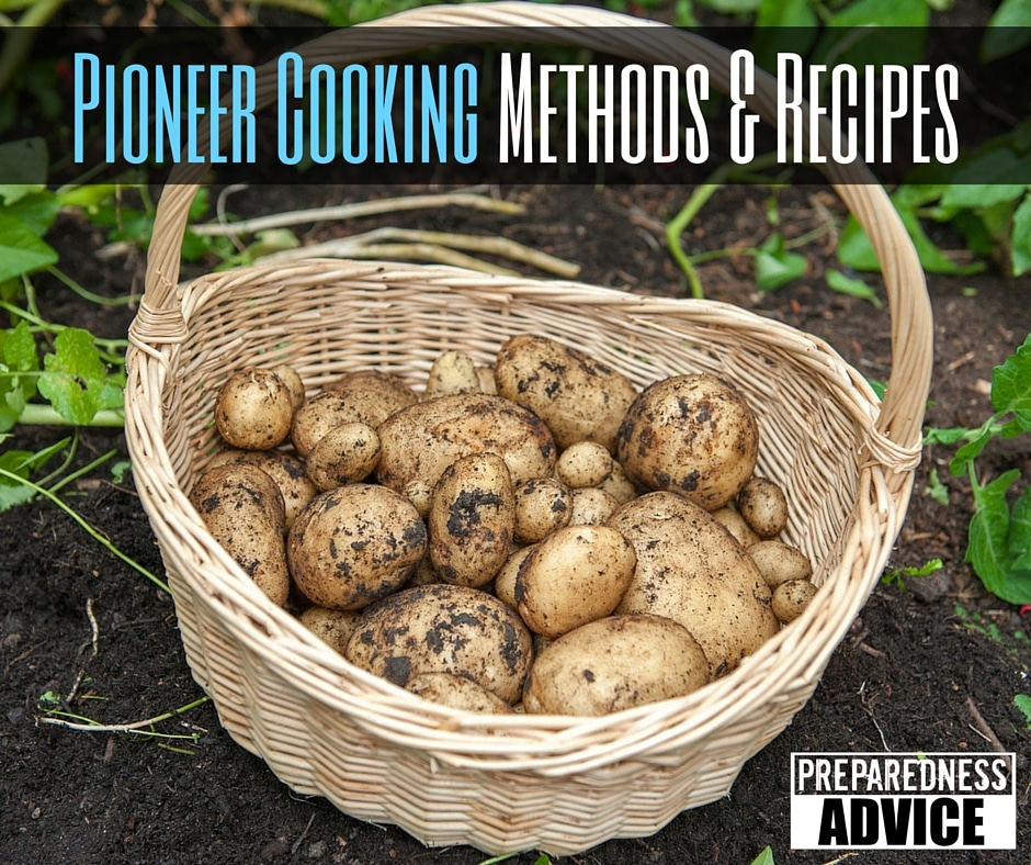 Pioneer Cooking Methods Food Storage (5)