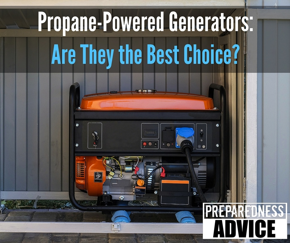 Propane Powered Generators Are They The Best Choice