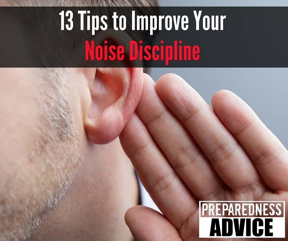 Tips Improve Noise Discipline