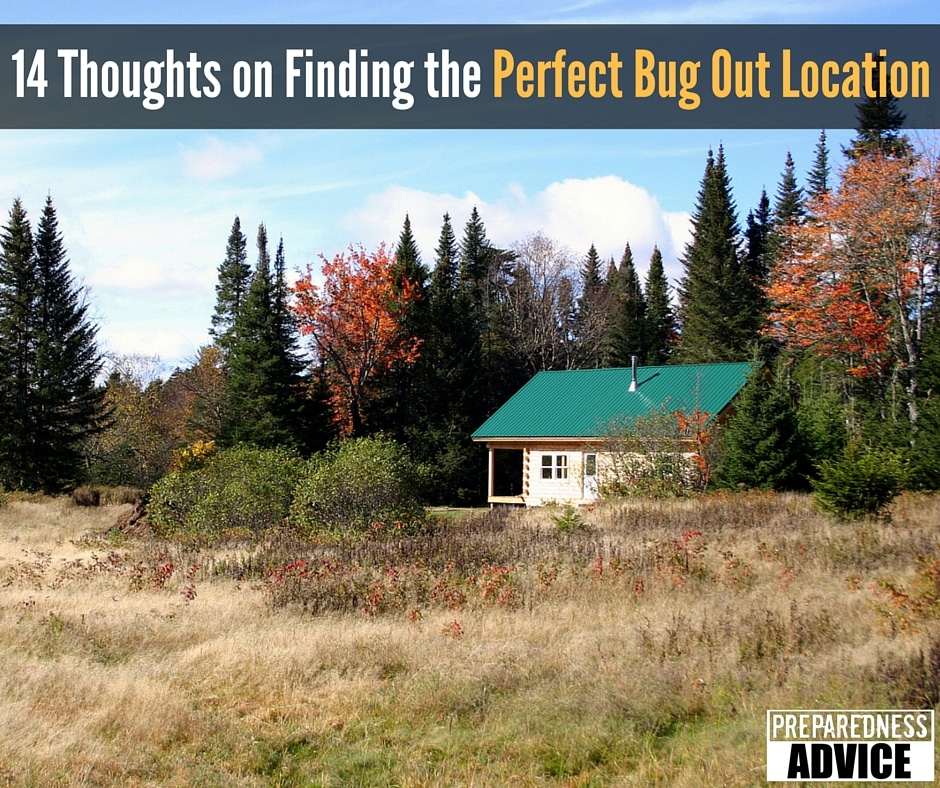 bug out location