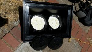 Solarvore Sports Solar oven