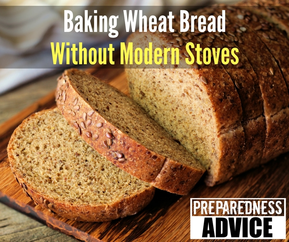 Baking Bread Without Stoves