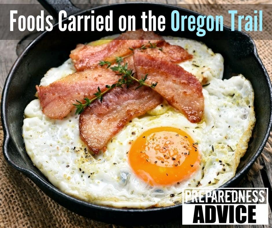 Foods Carried On The Oregon Trail Preparedness Advicepreparedness
