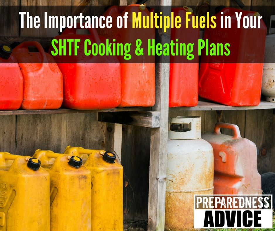 The Importance of Multiple Fuels in Your SHTF Cooking ...