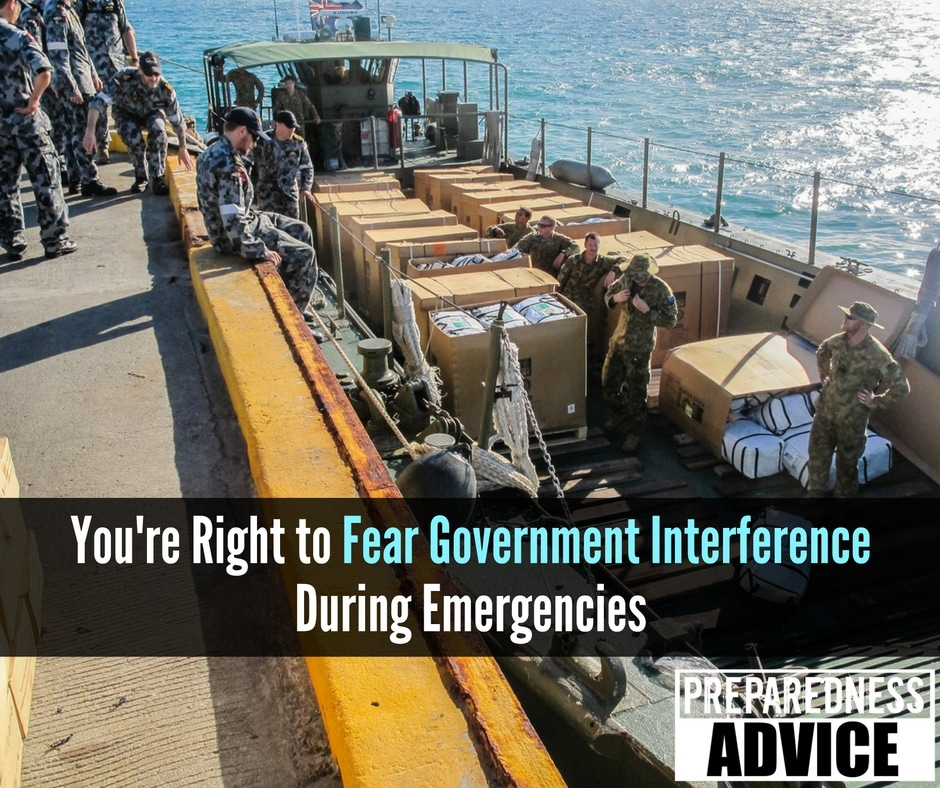Government During Emergencies
