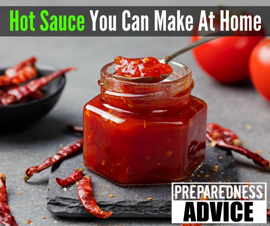 Hot Sauce Make At Home
