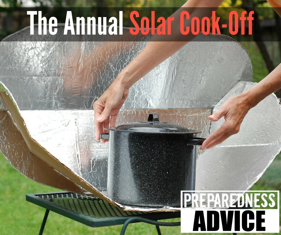 The Annual Solar Cook-Off