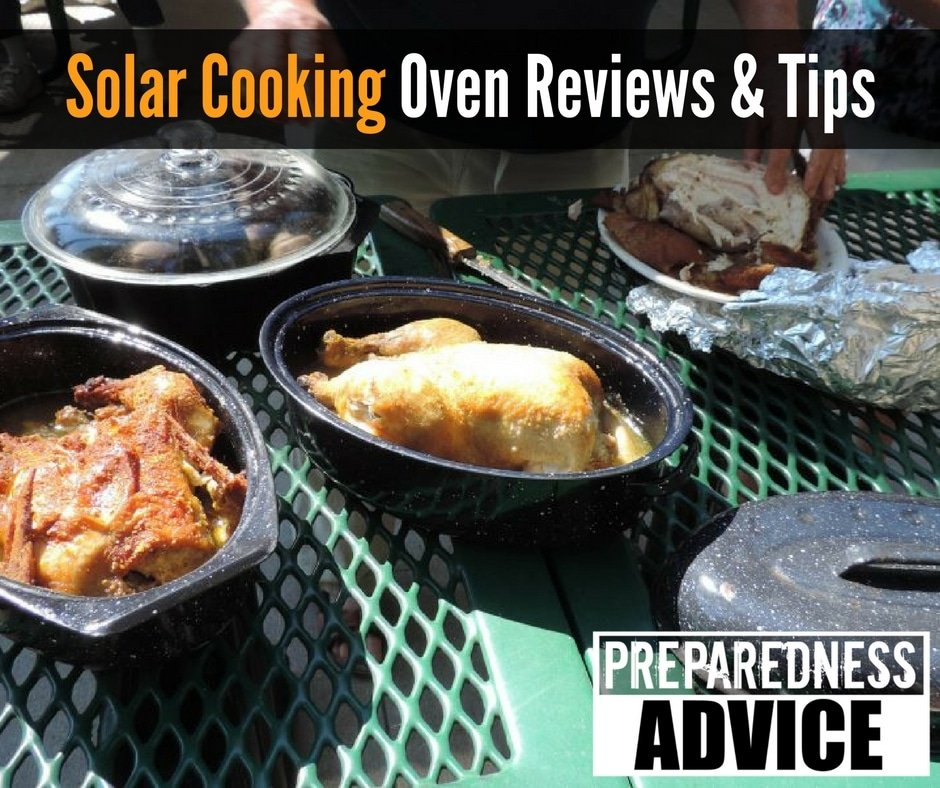 Solar Cooking Oven Reviews & Tips