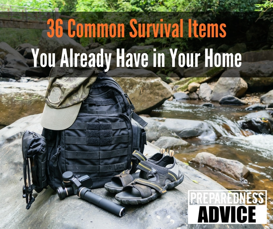 common survival items