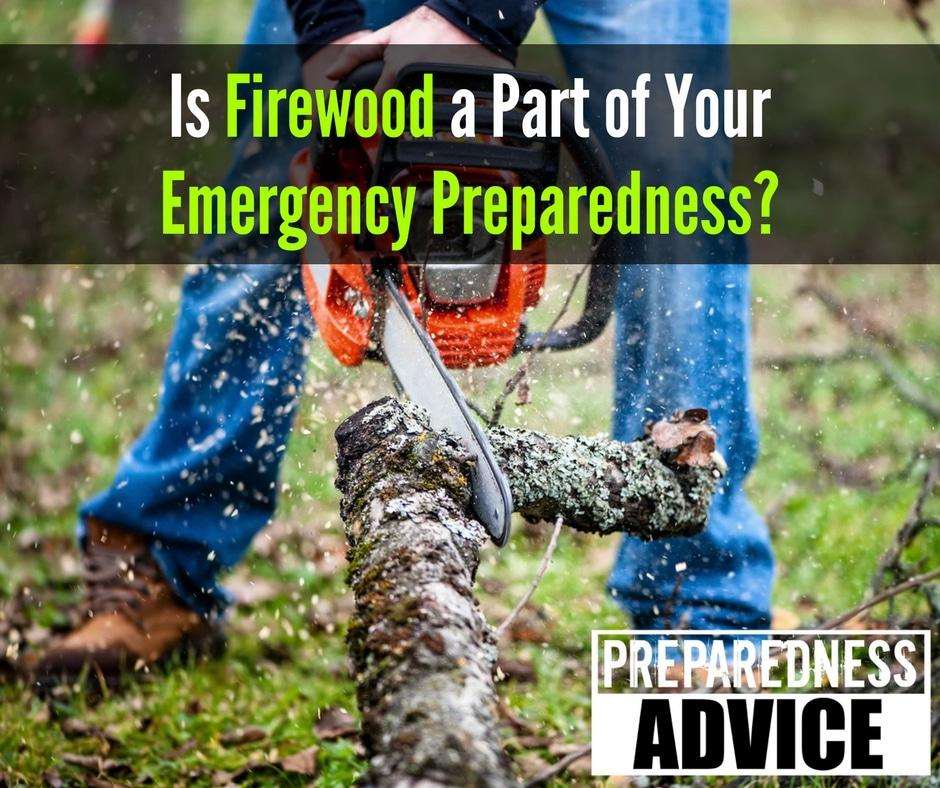 firewood for survival
