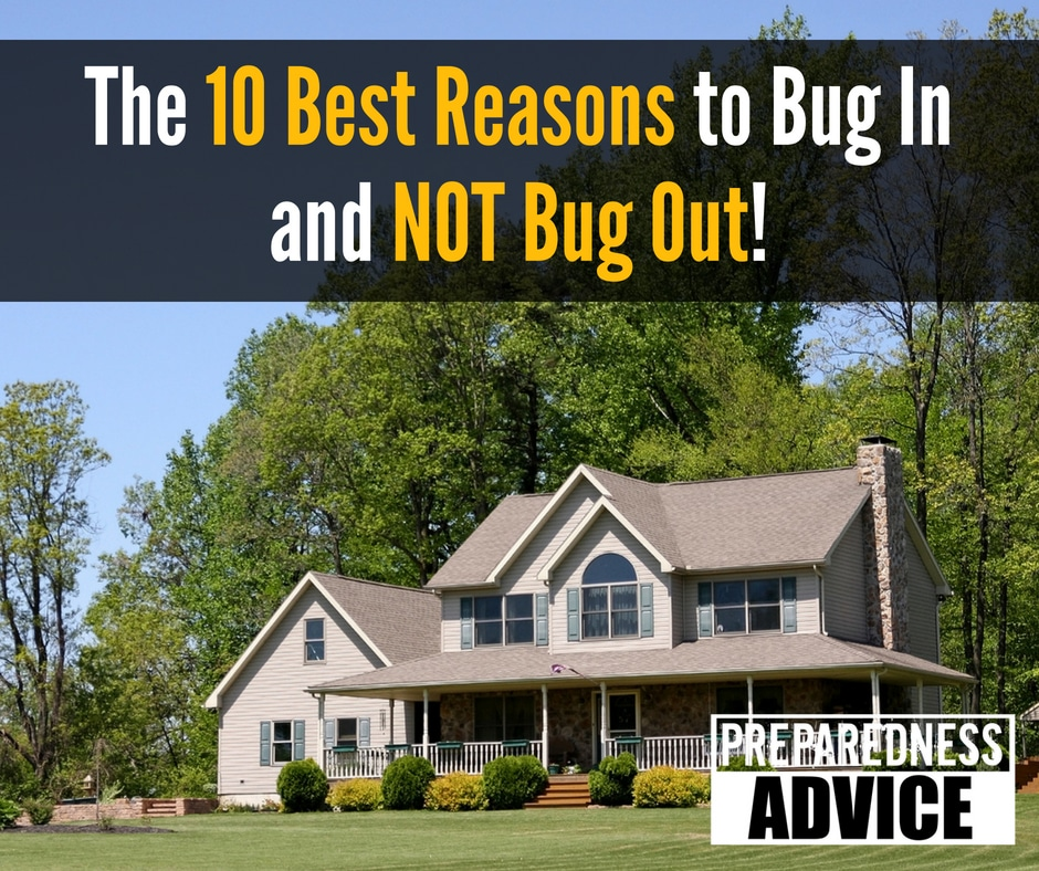 bugging out, bugging in, evacuation plans, bug out location, bug out bag