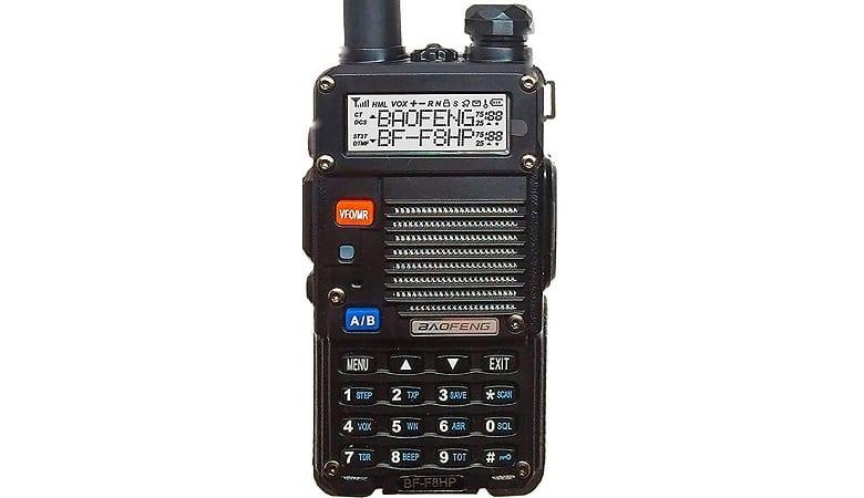 BaoFeng Dual Band HAM Radio