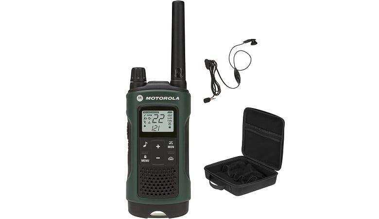 Motorola Talkabout Rechargeable Two-Way Radio Bundle