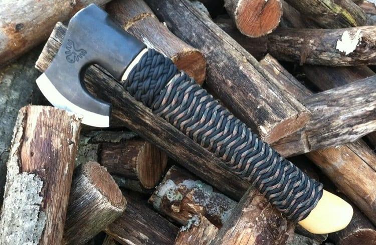 Knife or axe Handle