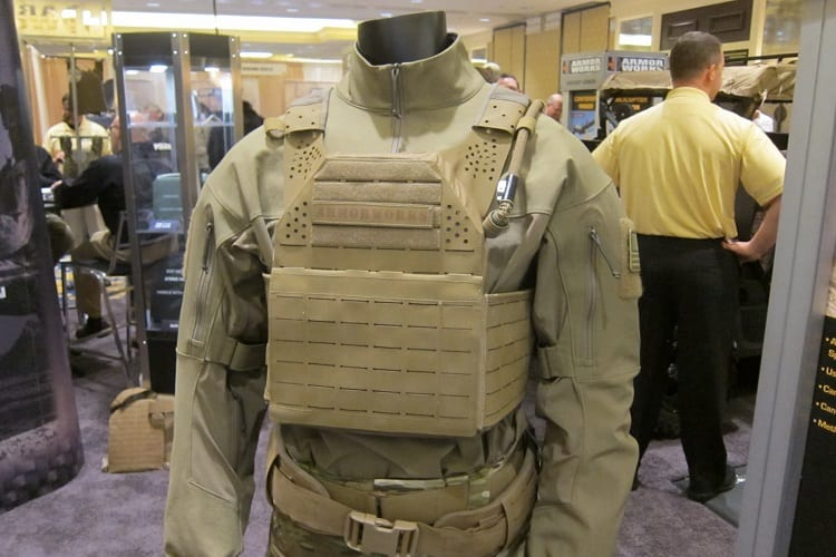 Is Level 4 Body Armor Sold to Civilians?