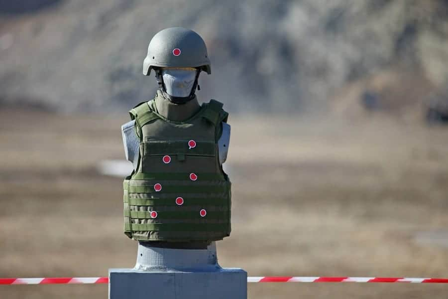 Could You Buy A Level 4 Body Armor?