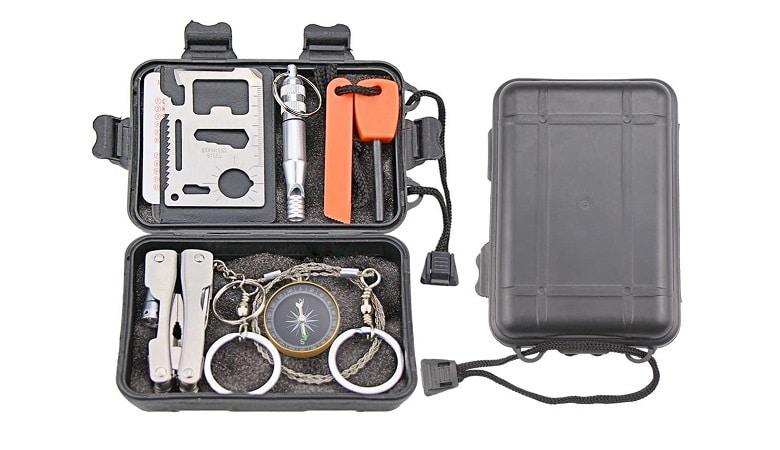 Emdmak Outdoor Emergency Gear Kit and Survival Kit