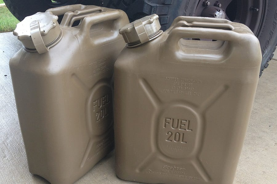 Should You Hoard Gasoline In An Emergency Event?