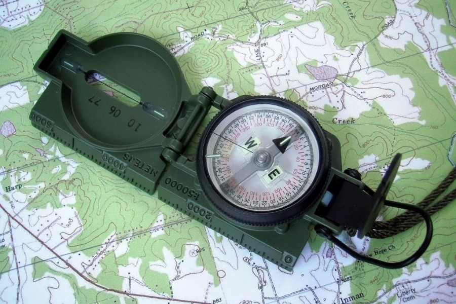 What Is A Lensatic Compass And How To Use Them?