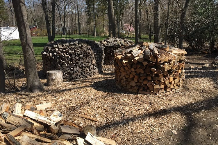 Methods to Dry Firewood Fast
