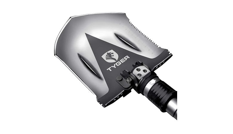 Tyger Auto Shovel for Military Heavy Duty Use