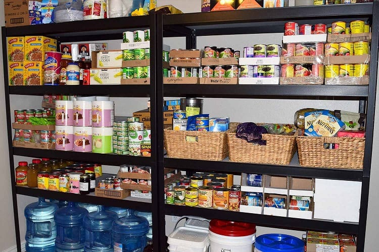 Learn How to Stockpile in a Space Efficient Manner