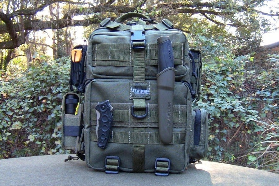 Get Home Bag: Making Sure You Come Back Home Safe And Sound