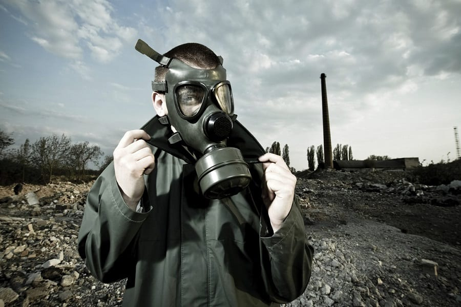 Should You Buy A Military Surplus Gas Mask?