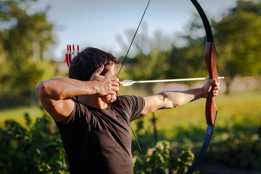 How To Make Your DIY Bow And Arrow