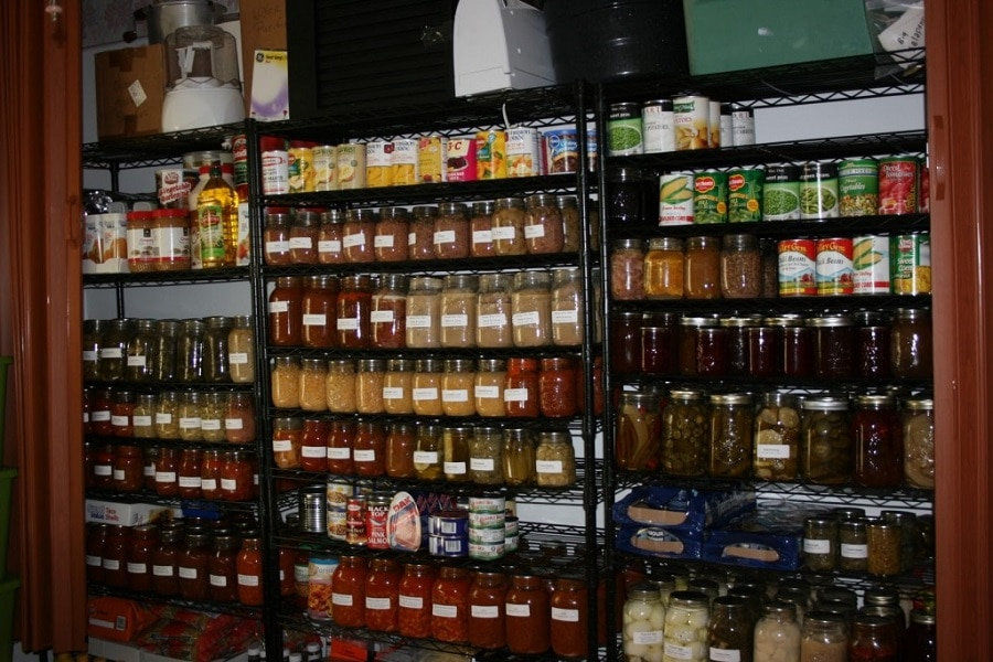 Preppers Food Storage 101: An Ultimate Guide