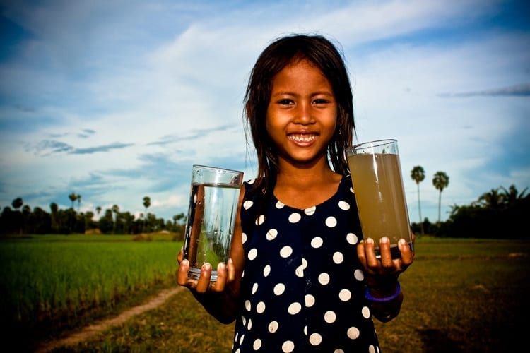 Types of Water Filters You Can Build