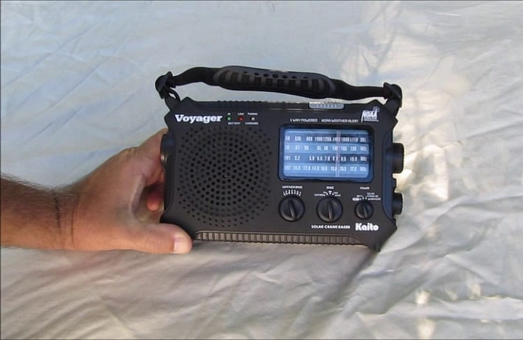 Best Emergency Radio: Get All The News In A Survival Situation