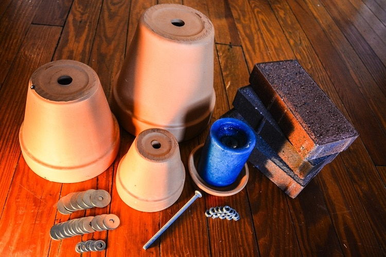 Make Your Own Ceramic Pot Heater