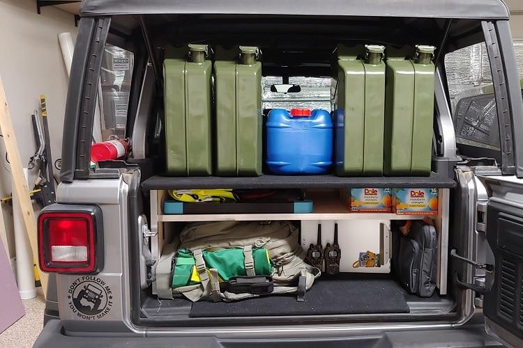 most essential survival gear